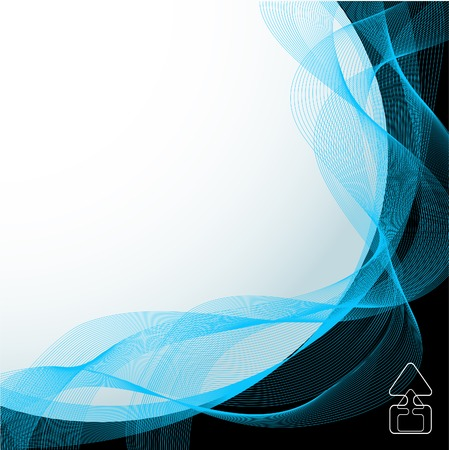 Abstract background with place for your text Stock Vector - 6870373