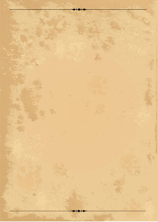Old paper grunge background  Stock Vector - 6951051