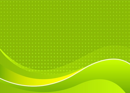 Abstract apple green background with place for a text Stock Vector - 6951056