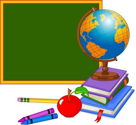 classroom supplies: Volver a la escuela de dise�o con globo