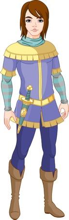 prince: Illustration du Prince charmant  Illustration