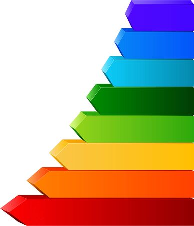 Different color arrows  for your design