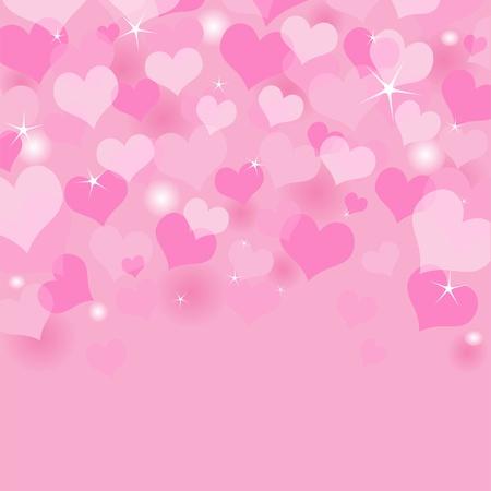 아름다운 발렌타인 일러스트