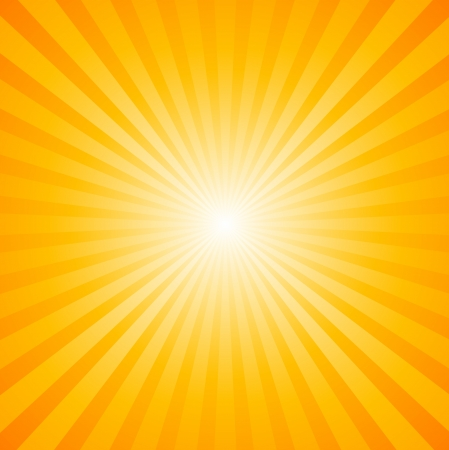 Sunburst Pattern  Radial  Stock Vector - 23074560