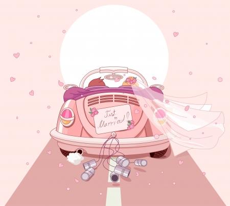 автомобили: Только что женился на машине