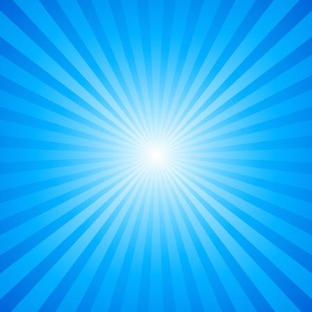 Sky Burst Pattern  Radial background Vector