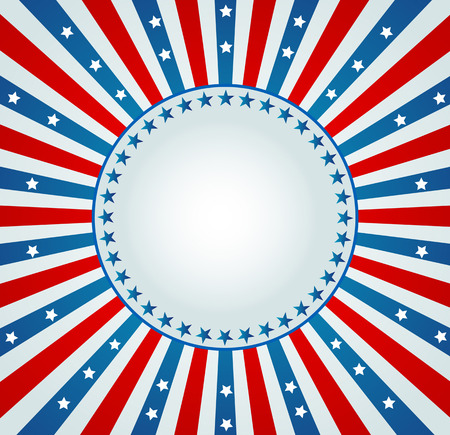 A patriotic background for Fourth of July 版權商用圖片 - 29083131