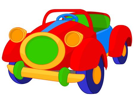 toy car: Very cute  retro toy car