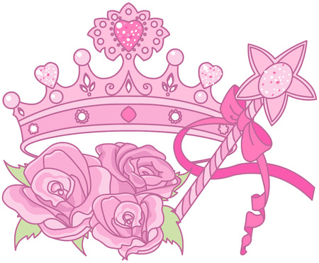 Illustration of Shiny crown