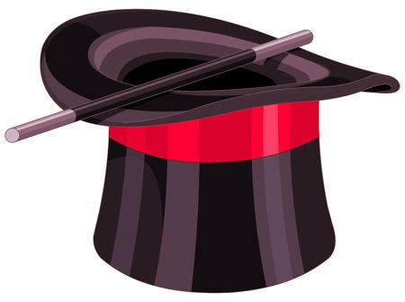 cilindro: Ilustraci�n del cilindro de la magia