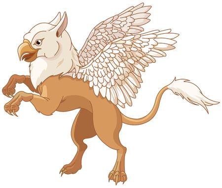 Gato De Cheshire. Animal Mágico Con La Cola Larga. Fairy Tale Rayas ...