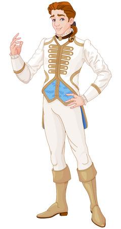 prin: El retrato de príncipe azul
