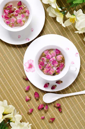 scented: Scented tea