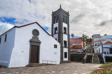 Curch of Iglesia de San Pedro Apostol, El Sauzal, Tenerife