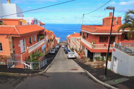 Calle Los Lavaderos - El Sauzal - Santa Cruz de Tenerife
