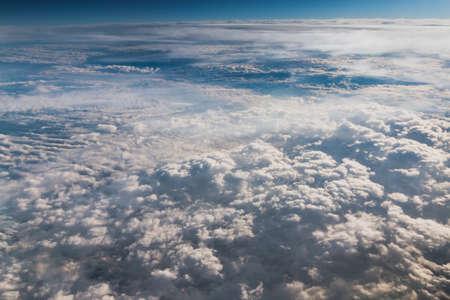 Mid - level clouds include altocumulus and altostratus Reklamní fotografie - 122352334