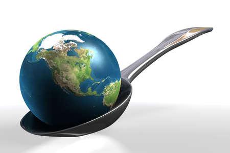 aligned: World cuisine