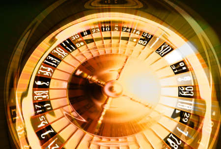 Sephia gambling composition - Illustration of gambling as background or stand alone picture.