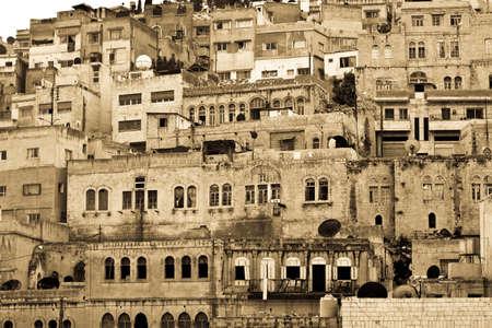 Comme Salt - Jordanie. Ancienne capitale de la Jordanie.