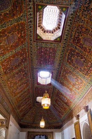 Palais de la Bahia (Bahia Palace) in Marrakech