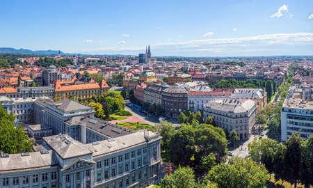 zagreb: Panorama of Zagreb