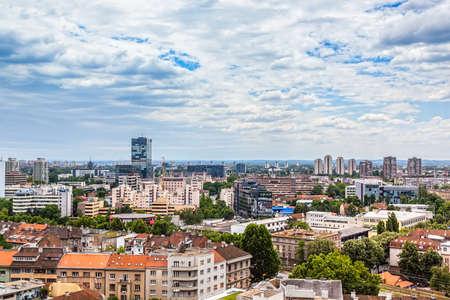 zagreb: Zagreb, panorama