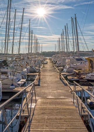 Sibenik yachts marine Editorial