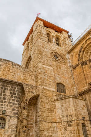 Church of the Holy Sepulchre bell tower