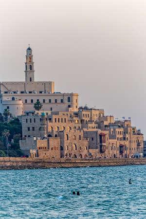 jafo: Yafo old city Tel Aviv Editorial
