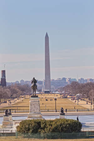 Washington Monument obelisk United States of America