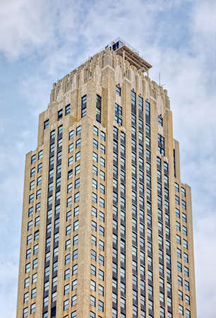 500 Fifth Avenue building in Bryant Park, New York