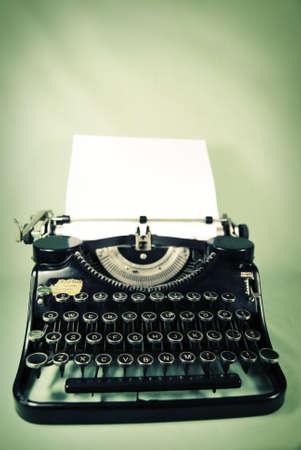 Type Your Words Standard-Bild