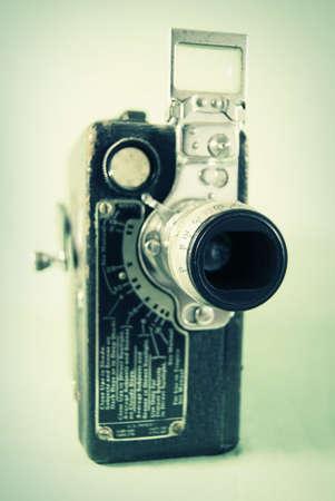 Antique Motion Picture Camera