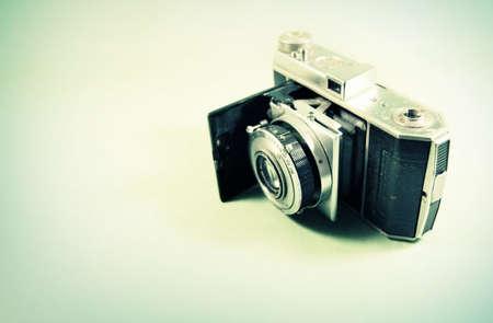 Antique American Camera Standard-Bild
