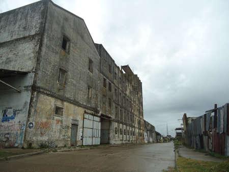 greys: Abandoned factory