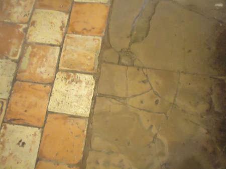 marble floors and terracotta piso de marmol y terracota pisos de mármore e terracota