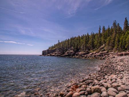 Rocky Coast Фото со стока