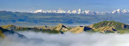 jokul: mountains in china