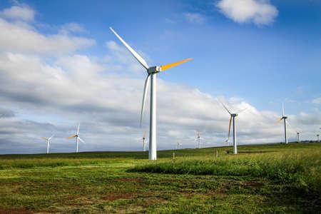 Environmentally friendly wind turbines