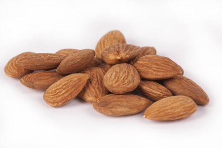 Closeup of Almonds Stok Fotoğraf