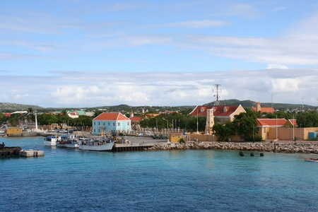 port of kralendijk - bonaire