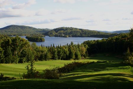 par: Golf course in Tremblant