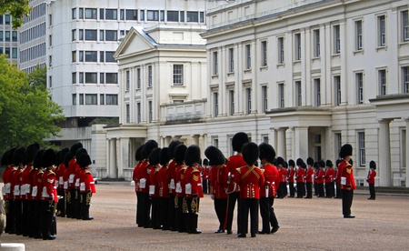 Grenadier Guard Inspection 9 Editorial