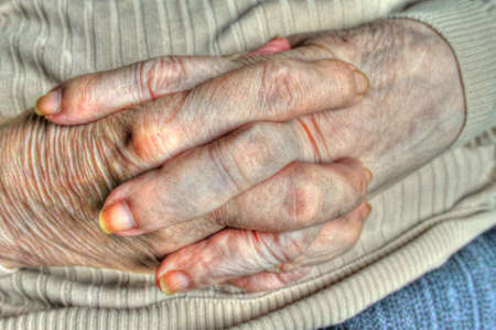 Hands HDR Stock Photo - 13275763
