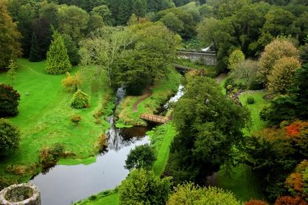 Blarney garden