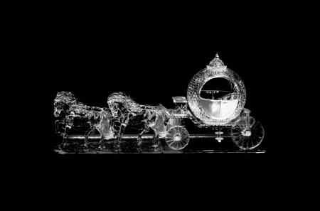 Crystal carriage photo