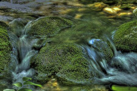 Flowing creek 05