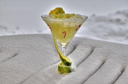 Frozen Marguerita