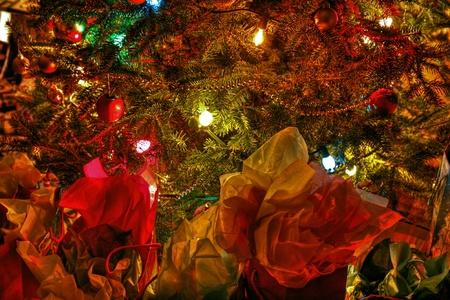 Under the tree 30