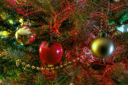 Tree ornament 16 Stock Photo
